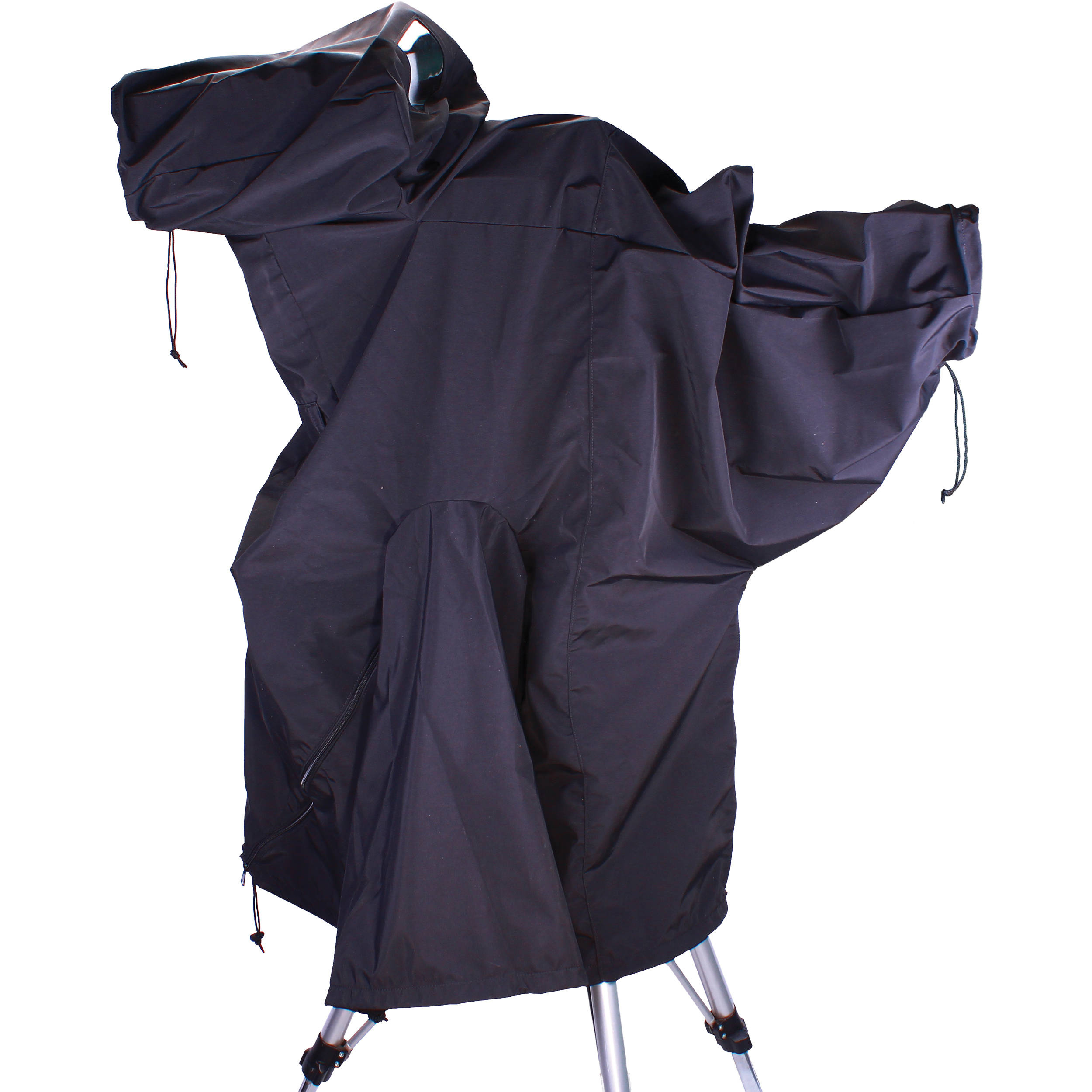 Porta Brace CLK-2 Camera Cloak/Stadium Camera Rain Cover (Black)