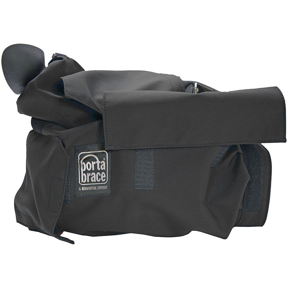Porta Brace RS-NX5UB Compact HD Rain Slicker (Black)