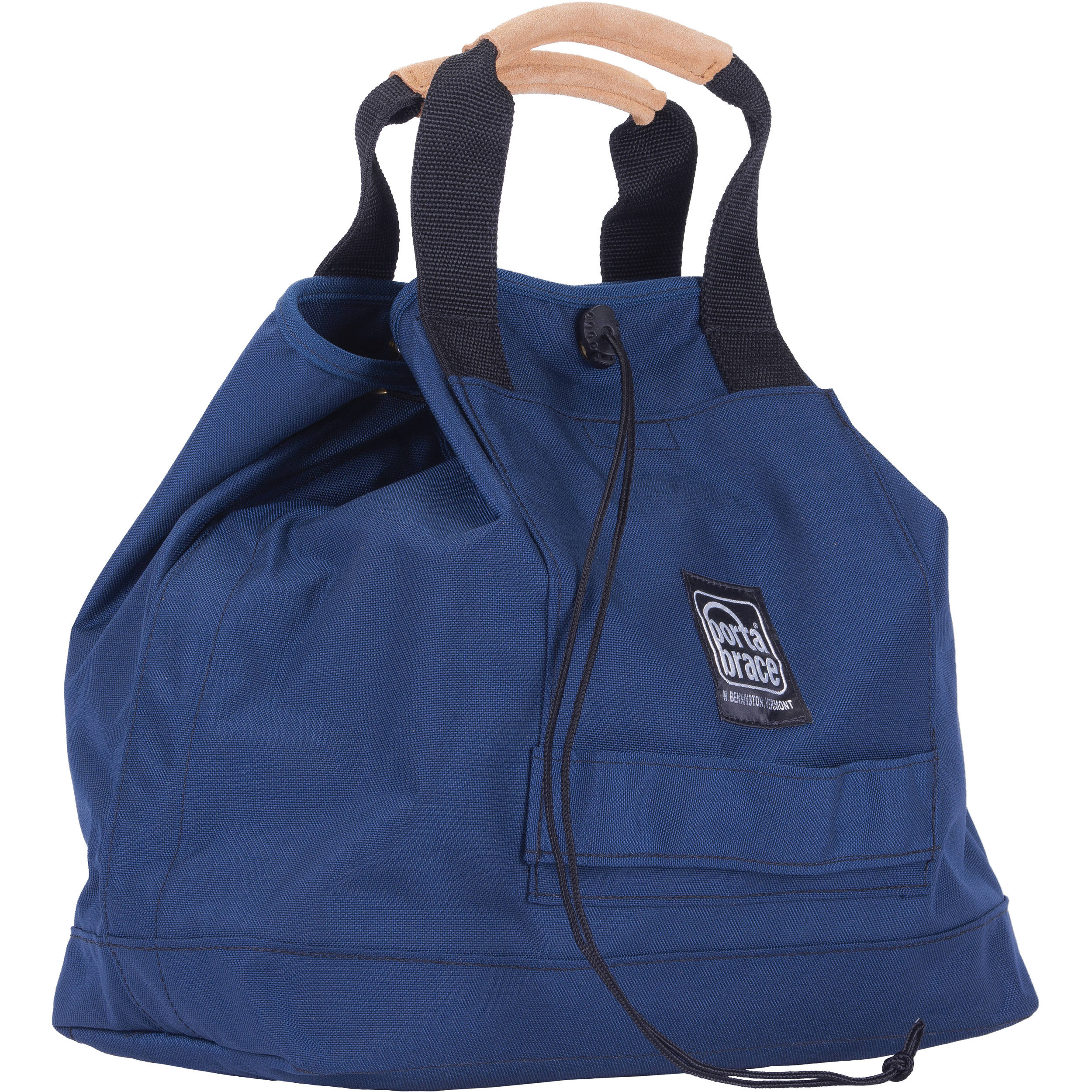 Porta Brace SP-2 Sack Pack, Medium - for Audio, Photo and Video Gear (Blue)