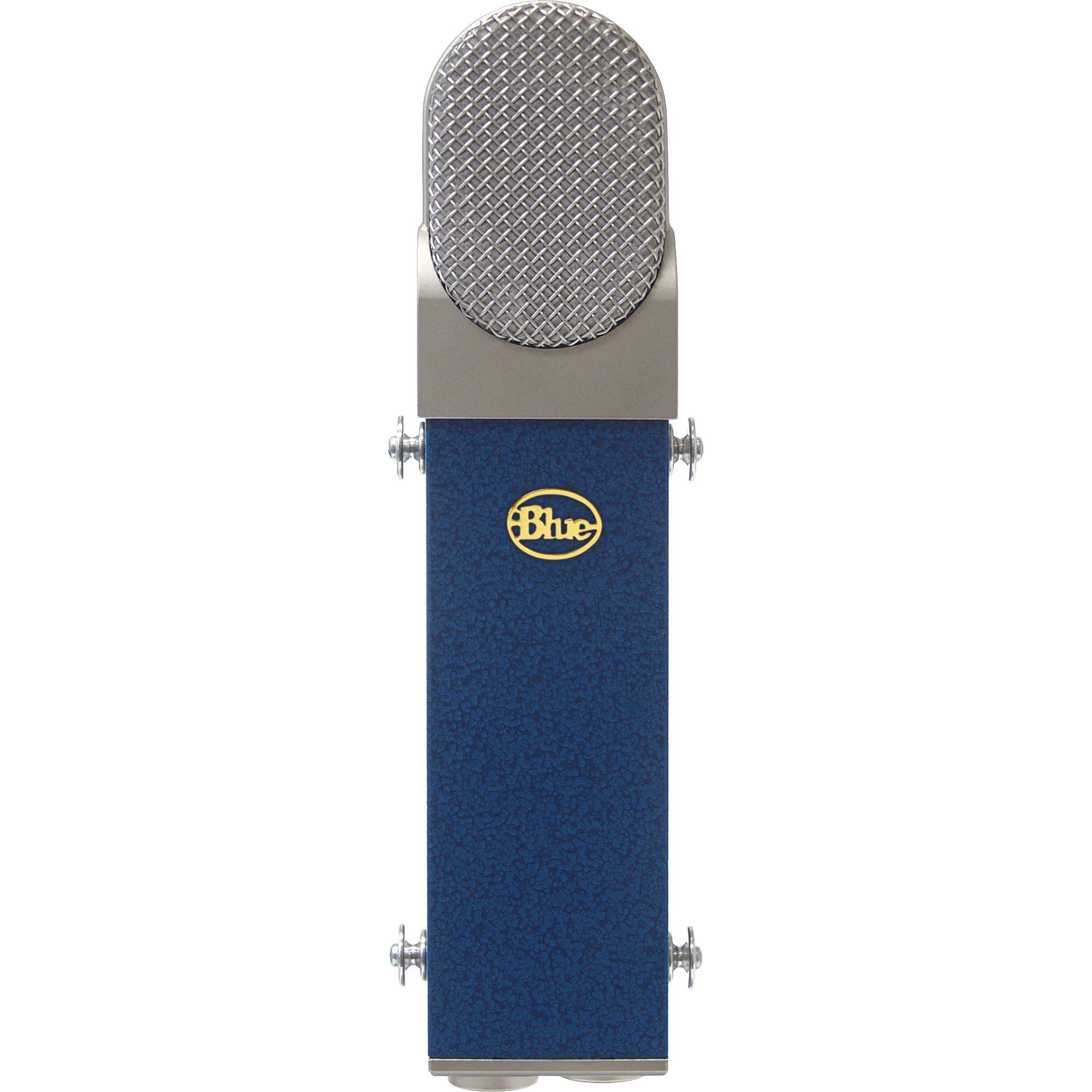 Blueberry - Cardioid Studio Condenser Large Diaphragm Microphone