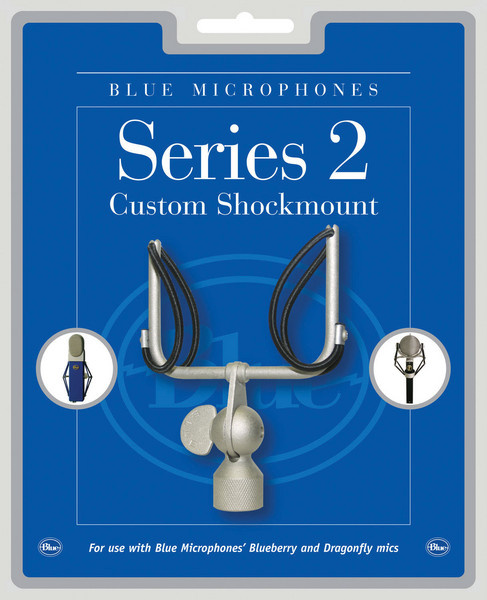 Blue Series II Shock Mount for BlueBerry Microphone