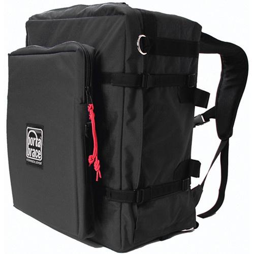 Porta Brace BK-3LCL Modular Backpack Local and Laptop Version (Black)