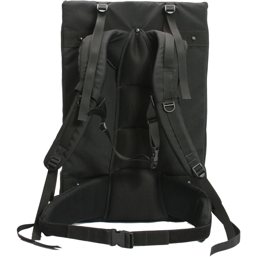 Porta Brace BK-4 Backpack Camera Case (Black, Extra Large)