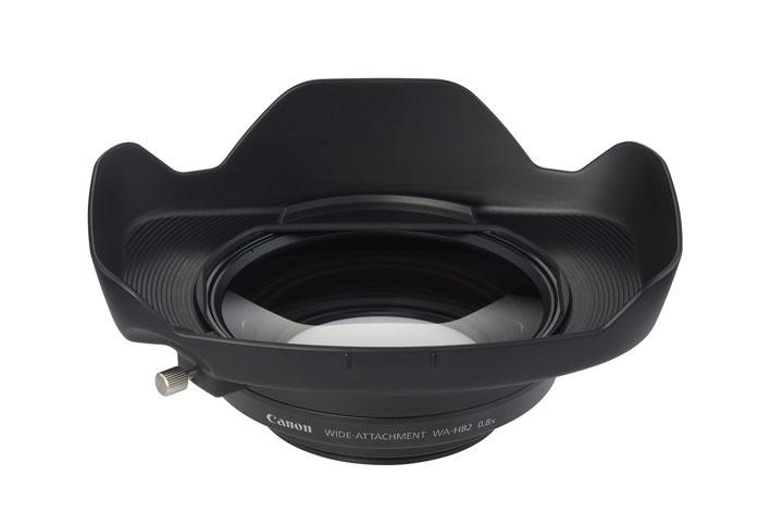 Canon WA-H82 Wide Converter Lens