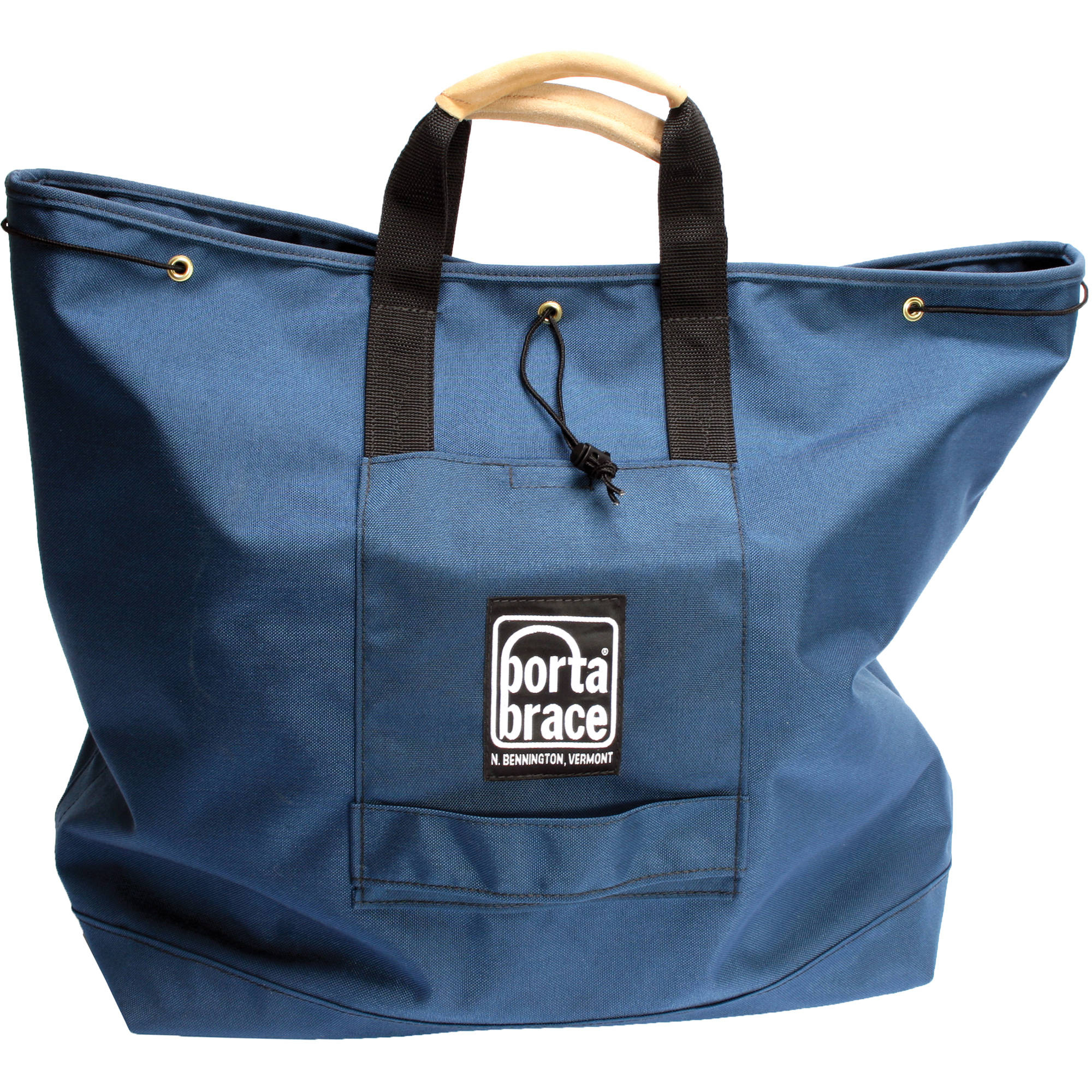 Porta Brace SP-1 Sack Pack, Small - for Audio, Photo and Video Gear (Blue)
