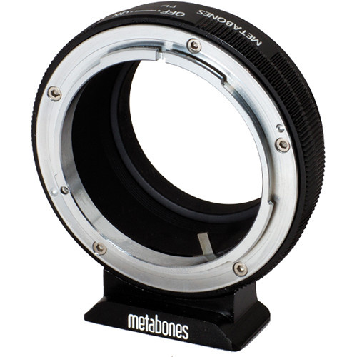 Metabones Canon FD Mount Lens to Sony NEX Camera Lens Mount Adapter (Black)