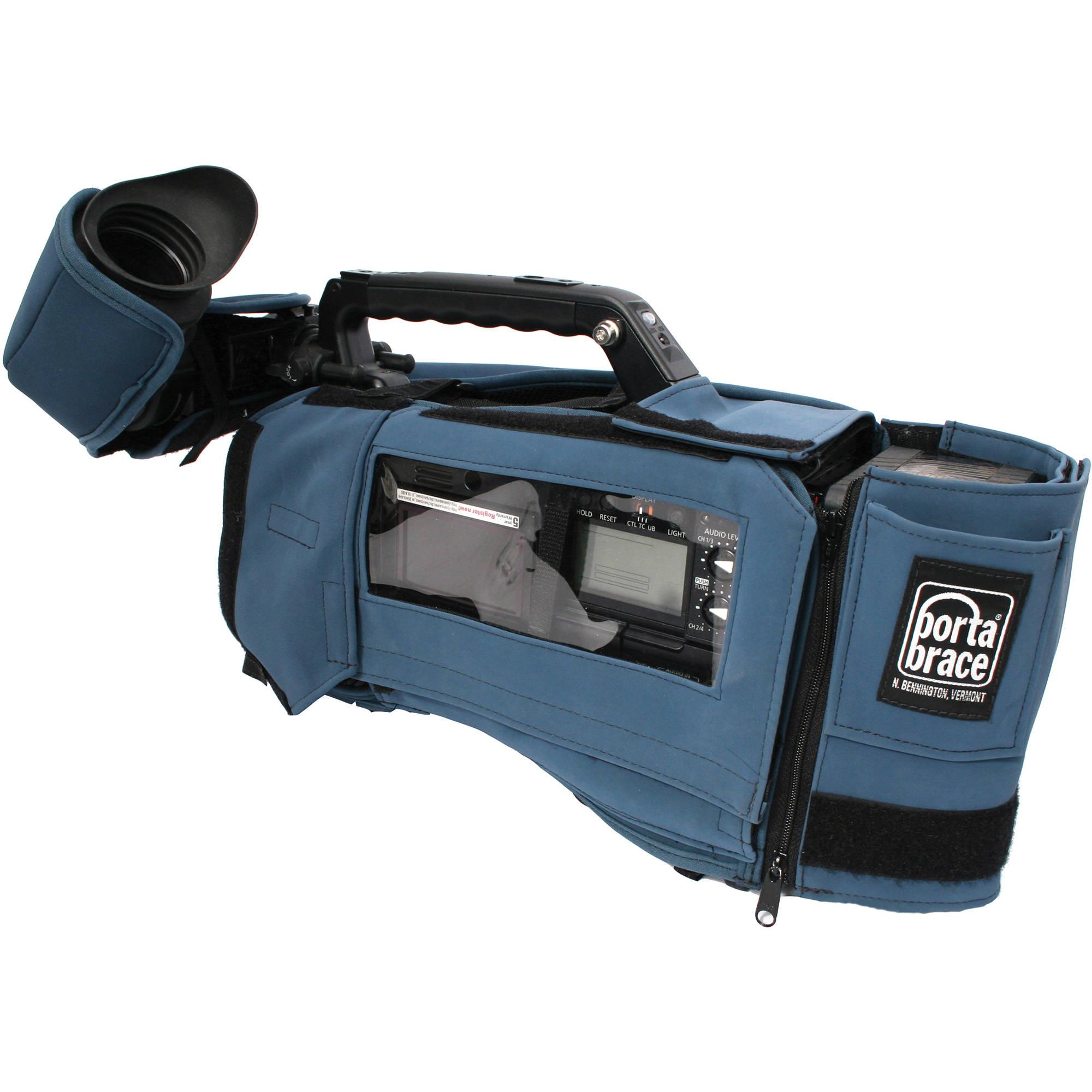 Porta Brace CBA-HPX3100 Camera Body Armor (Blue)