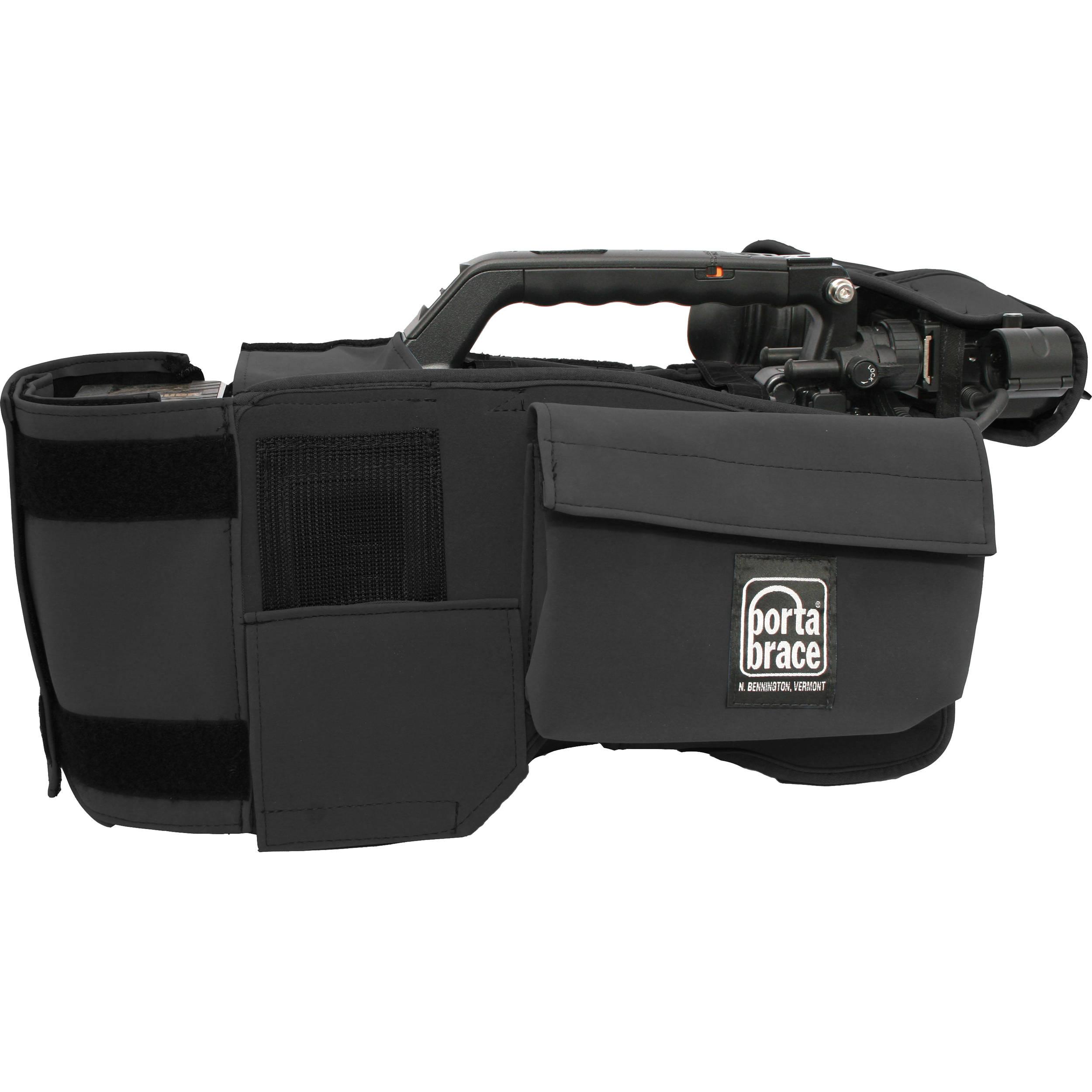 Porta Brace CBA-HPX3100 Camera Body Armor (Black)