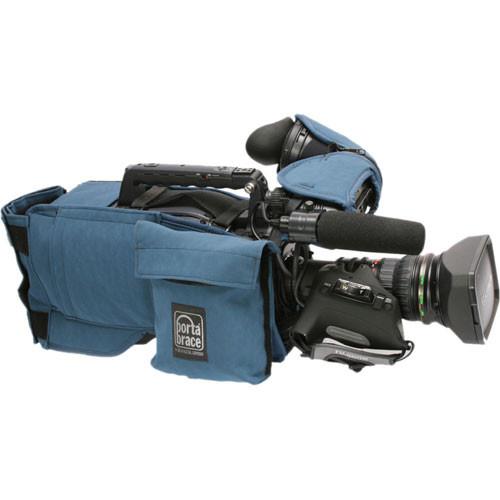 Porta Brace Camera Body Armor for Panasonic HPX500 (Blue)