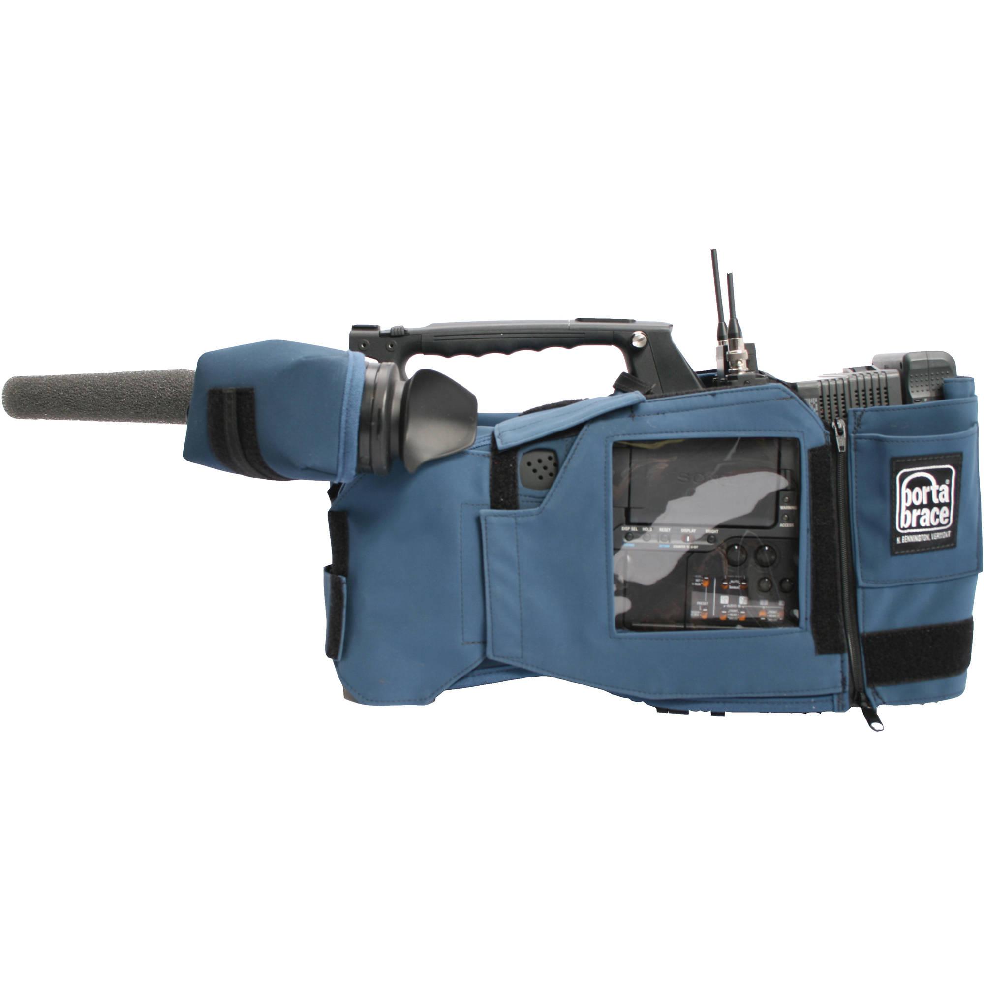 Porta Brace Camera Body Armor Case for Sony PMW-500 (Blue)