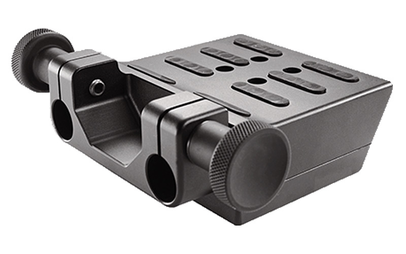 AJA Front Baseplate for CION
