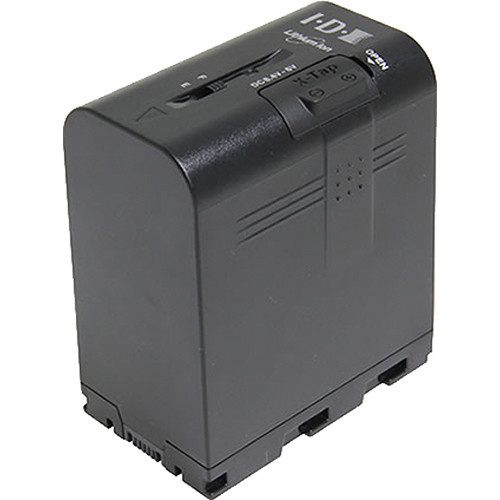 IDX SSL-JVC75 Battery for JVC GY-HM600U, GY-HM650U, GY-HMQ10U, DT-X