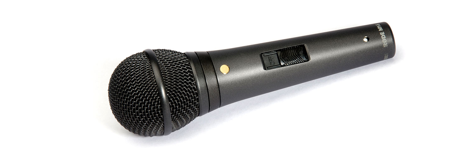 Rode M1-S Live Performance Dynamic Microphone