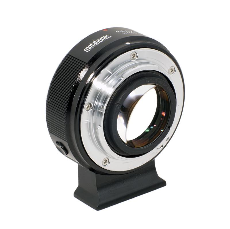 Metabones Rollei QBM Lens to Fujifilm X-Mount Camera Speed Booster ULTRA