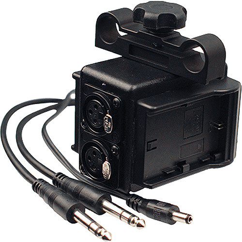 IndiPRO Tools Power Grid & XLR Audio Box with Dual LP-E6 Plates