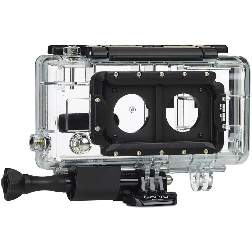 GoPro Dual HERO System for HERO3+ Black Edition Cameras