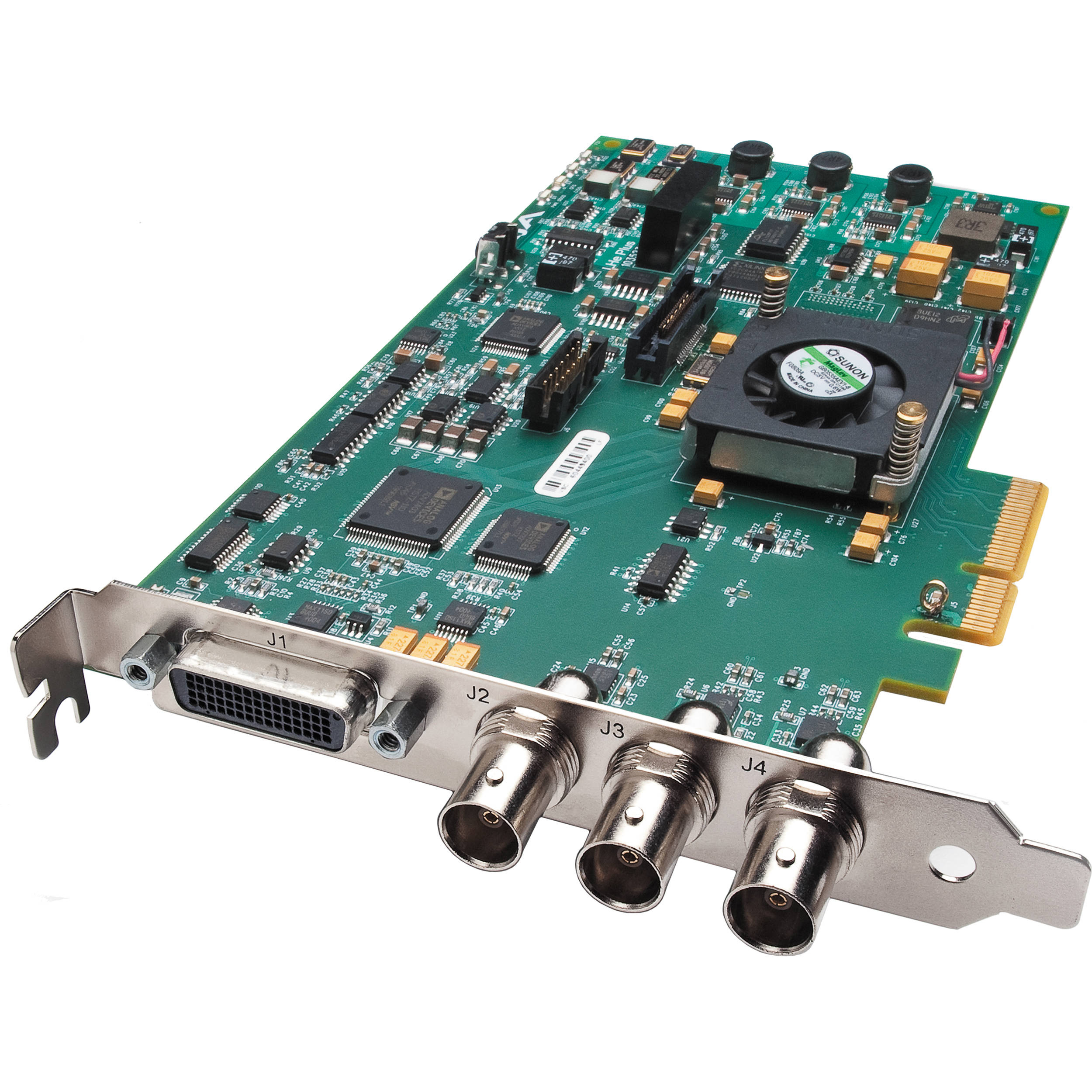 AJA KONA LHe Plus HD-SDI / Analog Video Capture & Playback PCIe Card
