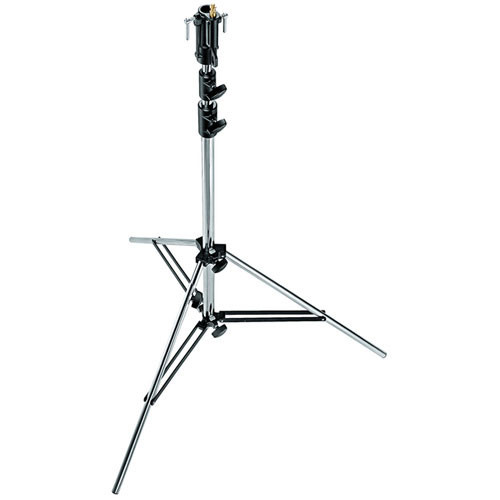 Manfrotto 007CSU Senior Stand with Leveling Leg - 10.6' (3.2m)