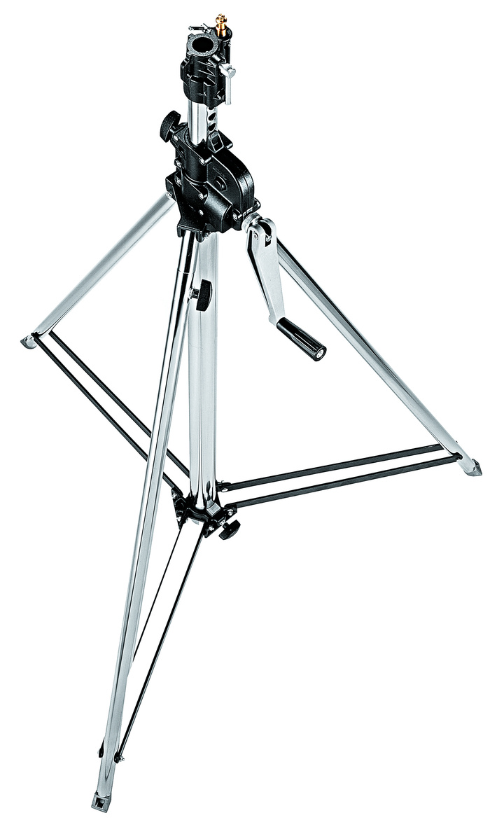 Manfrotto 083NW 2-Section Wind-up Stand (2.4m)