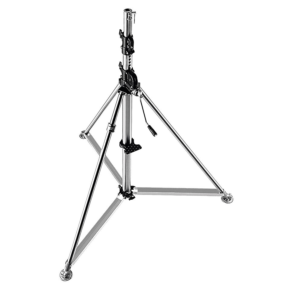 Manfrotto 387XU Super Wind-Up Steel Stand (3.6m)