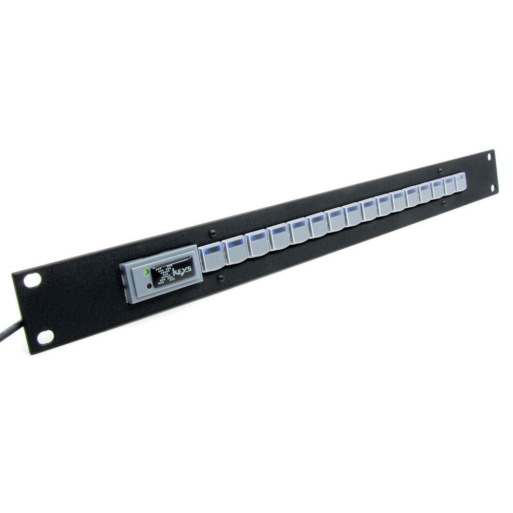 X-keys XK-A-77-R Rack Mount Kit for XK-16 Stick