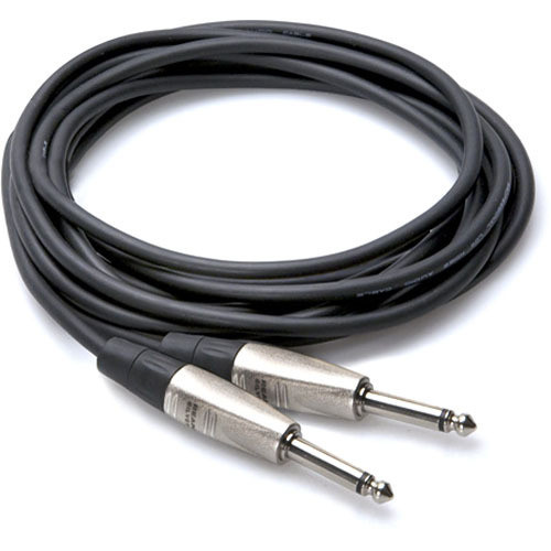 Hosa HPP-010 Pro 1/4'' Cable 10ft