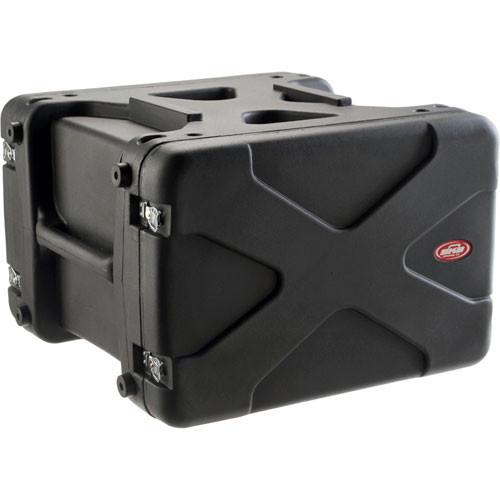 "SKB-R906U20 6U Roto Shock Rack 20"" ATA Case"