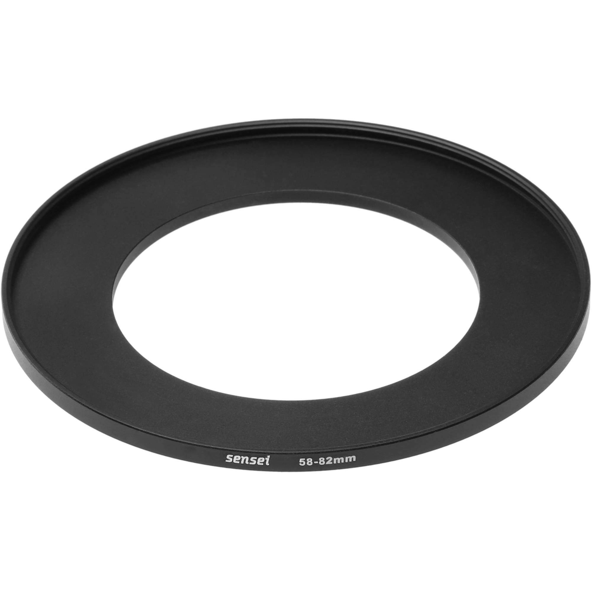 Sensei 58-82mm Step-Up Ring