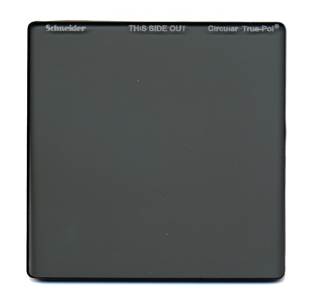 "Schneider Circular True-Polarizing Filter (4 x 4"")"