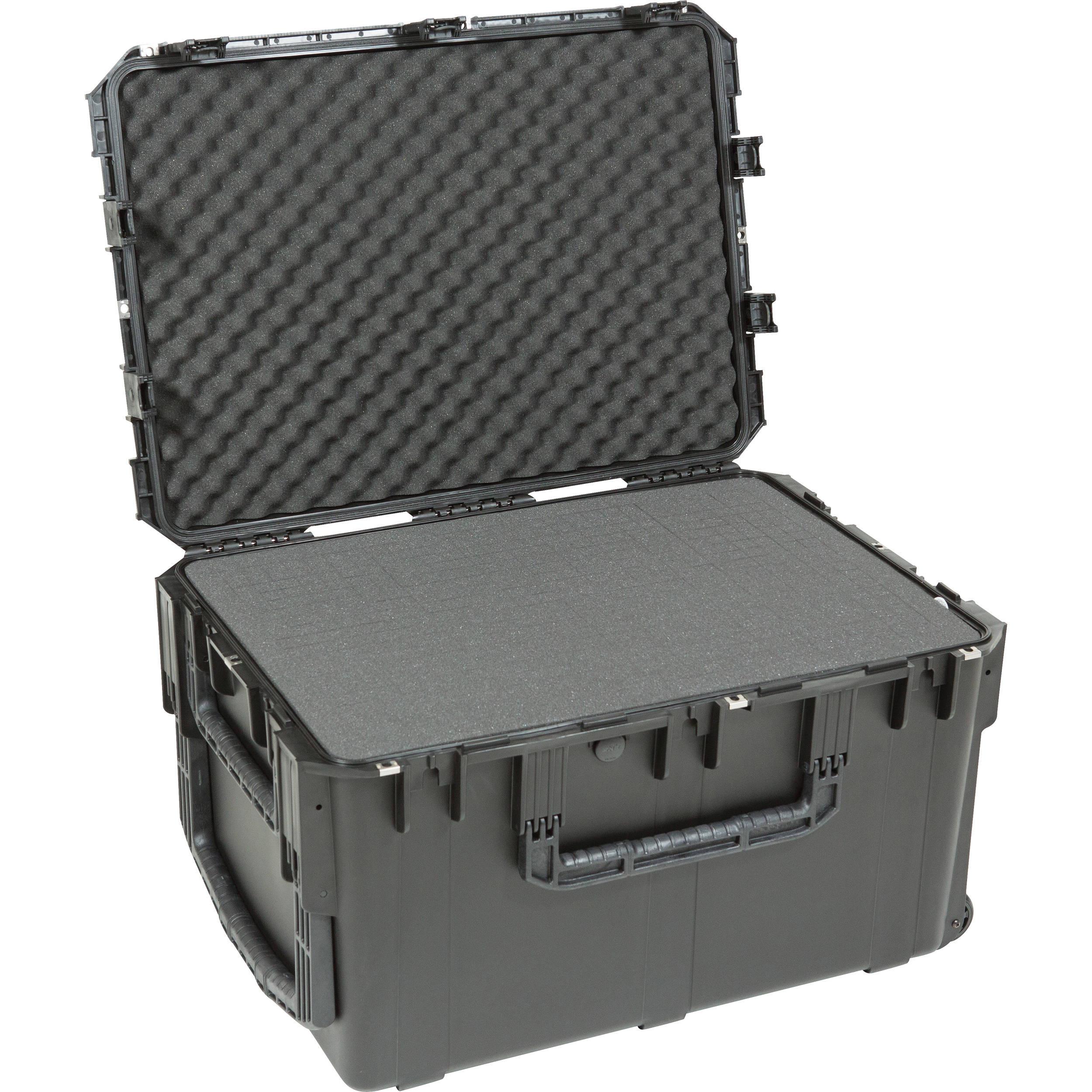 SKB iSeries 3021-18 Waterproof Utility Case with Cubed Foam