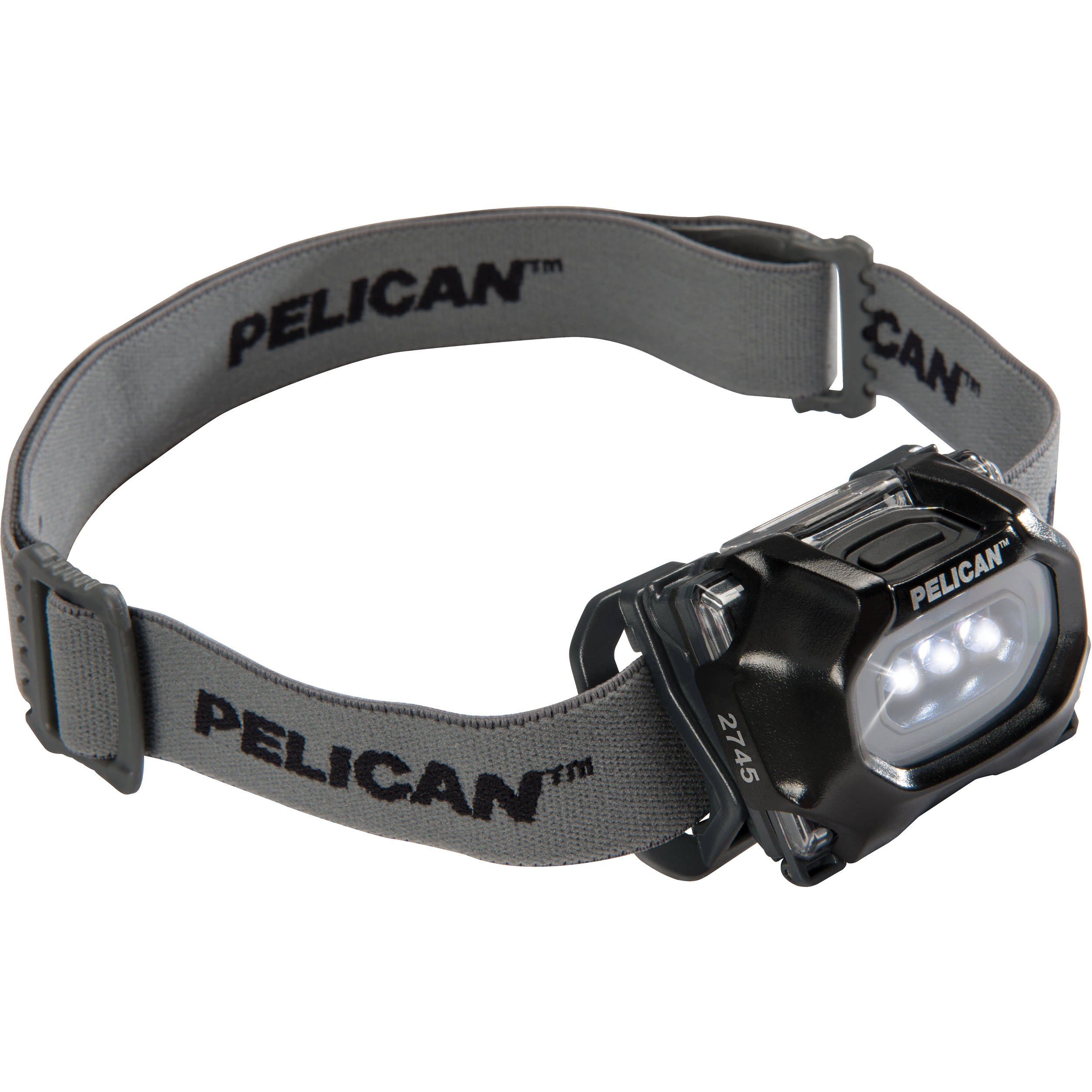 Pelican 2745 LED Headlight (Black)