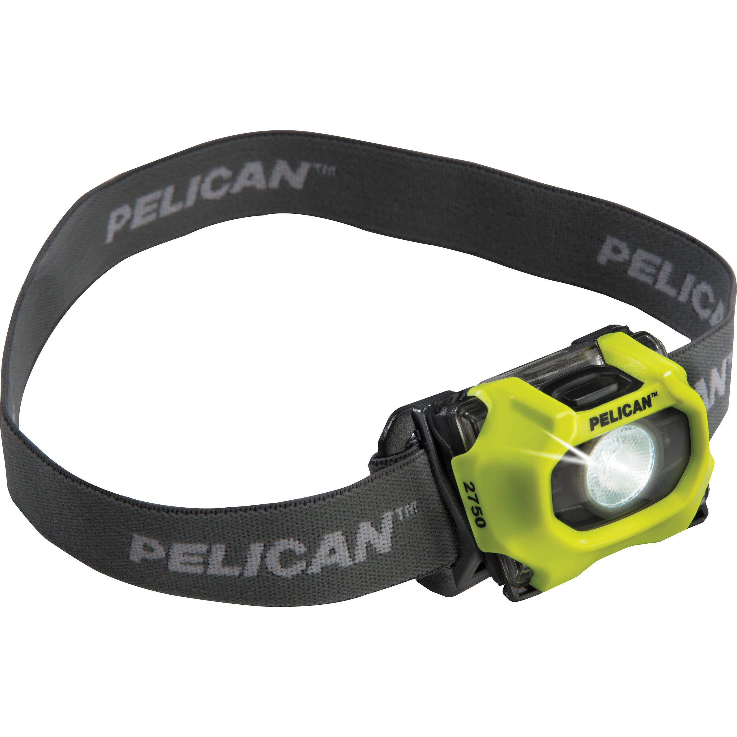 Pelican 2750 LED Headlight (Yellow)