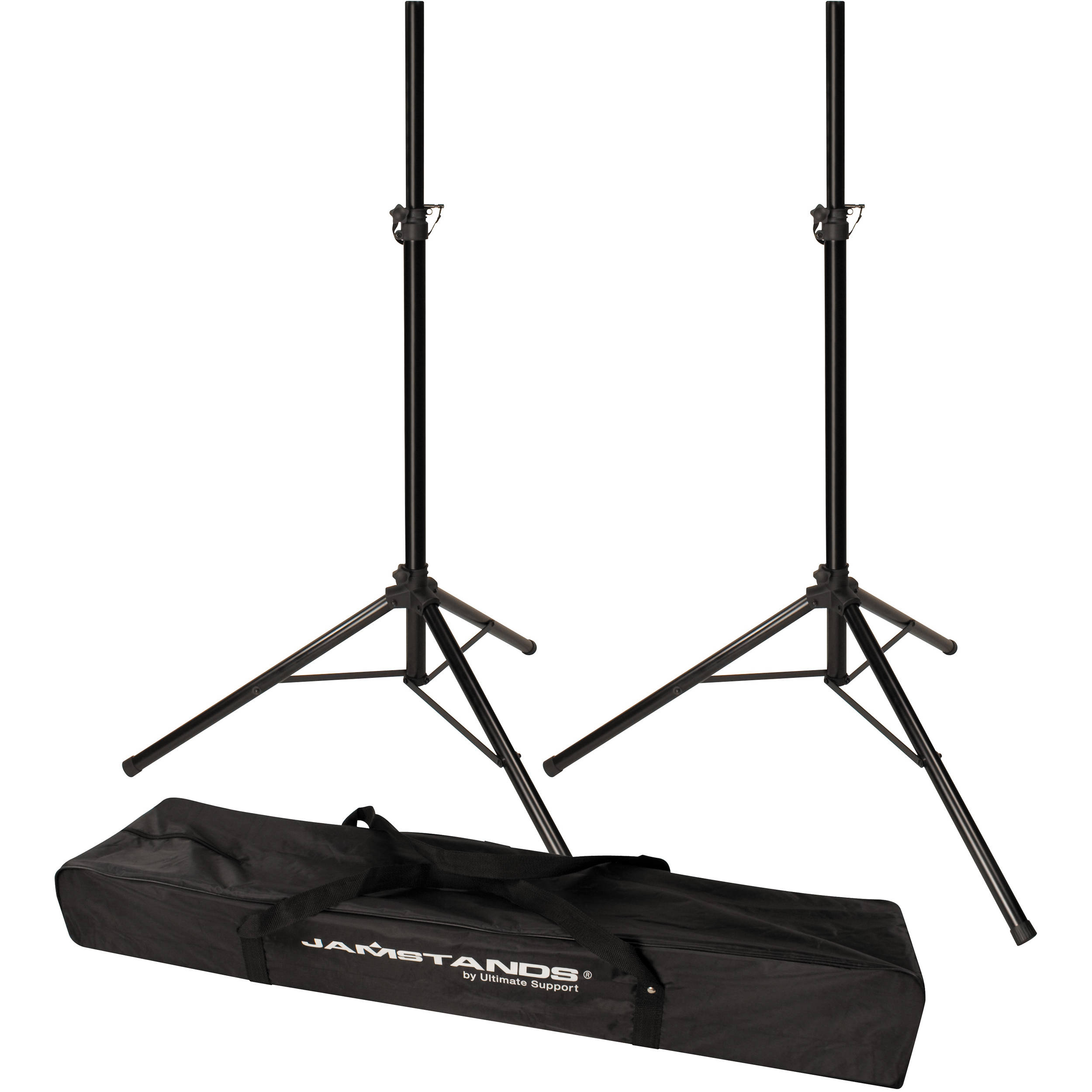 Ultimate Support JS-TS50 Tripod-Style Speaker Stand (Pair)