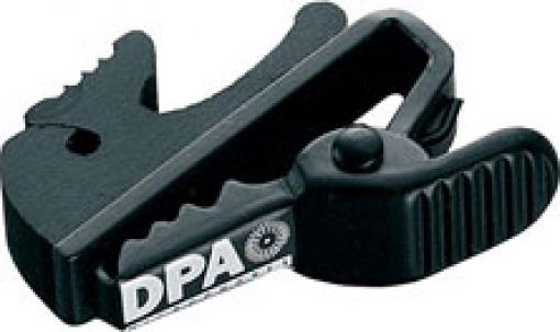 DPA Microphones Miniature Microphone Clip