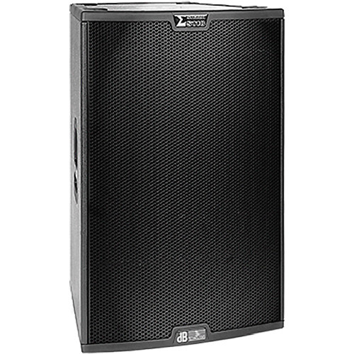 """dB Technologies SIGMA S118 1400W 18"""" Active Subwoofer"""