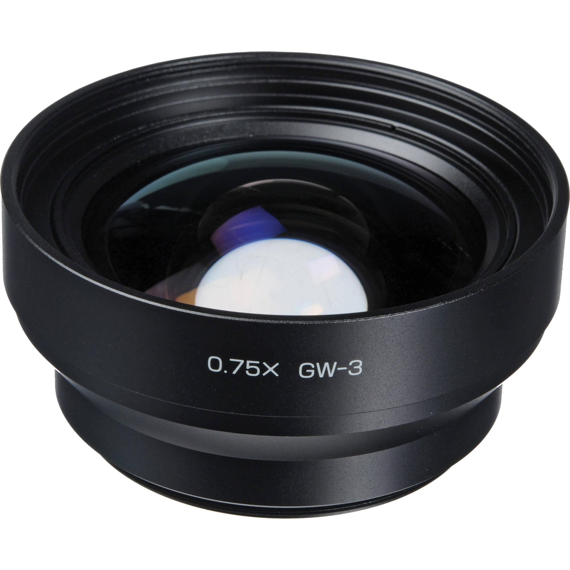 Ricoh GW-3 21mm Wide-Angle Conversion Lens