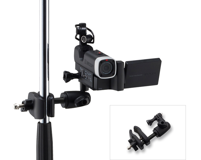 Zoom MSM-1 Mic Stand Mount for Q4