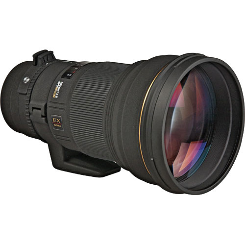 Sigma Telephoto 300mm f/2.8 EX DG HSM Autofocus Lens for Canon EOS