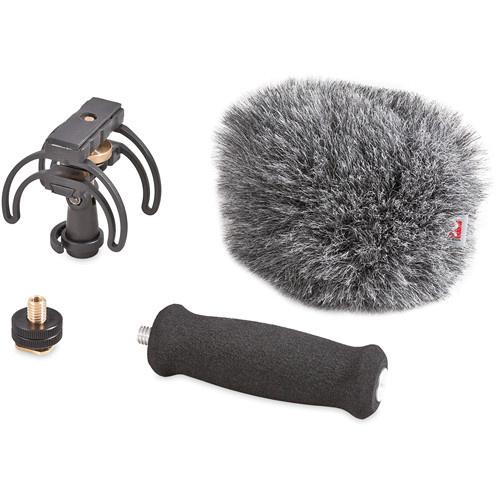 Rycote Portable Recorder Audio Kit for Marantz PMD-661