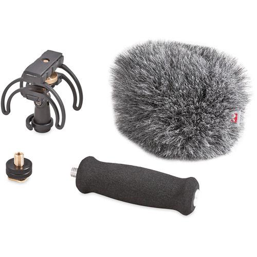 Rycote Portable Recorder Audio Kit for Roland R-26