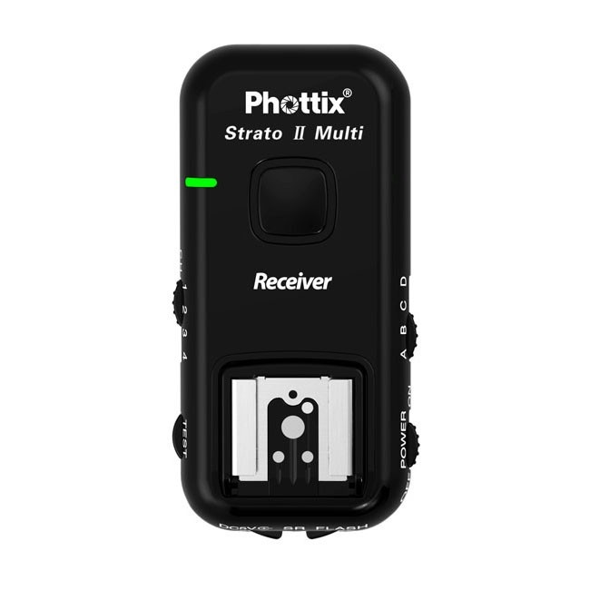 Phottix Strato II Multi Receiver Only for Nikon