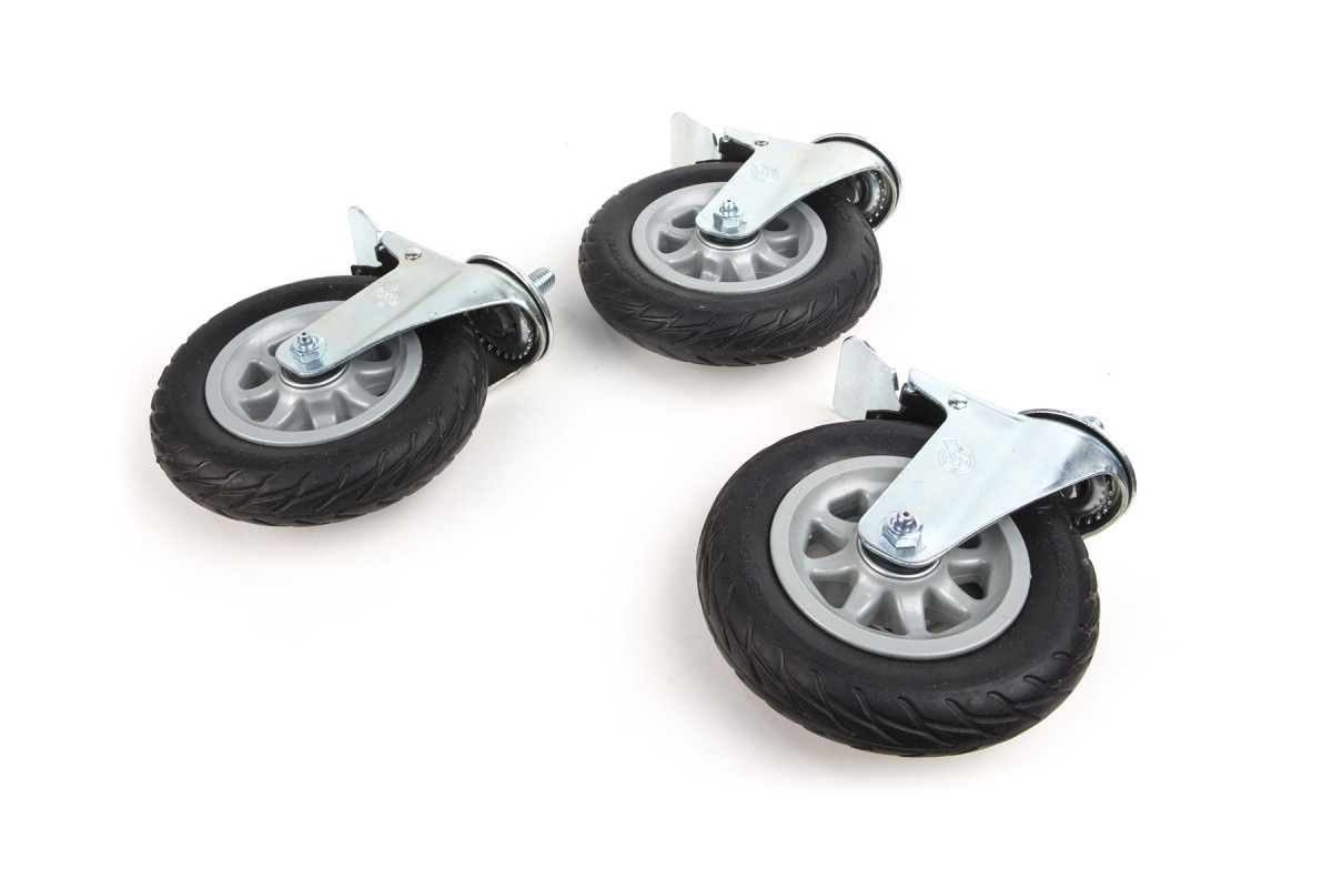 "Kessler 6"" All Terrain Wheels (set of 3)"