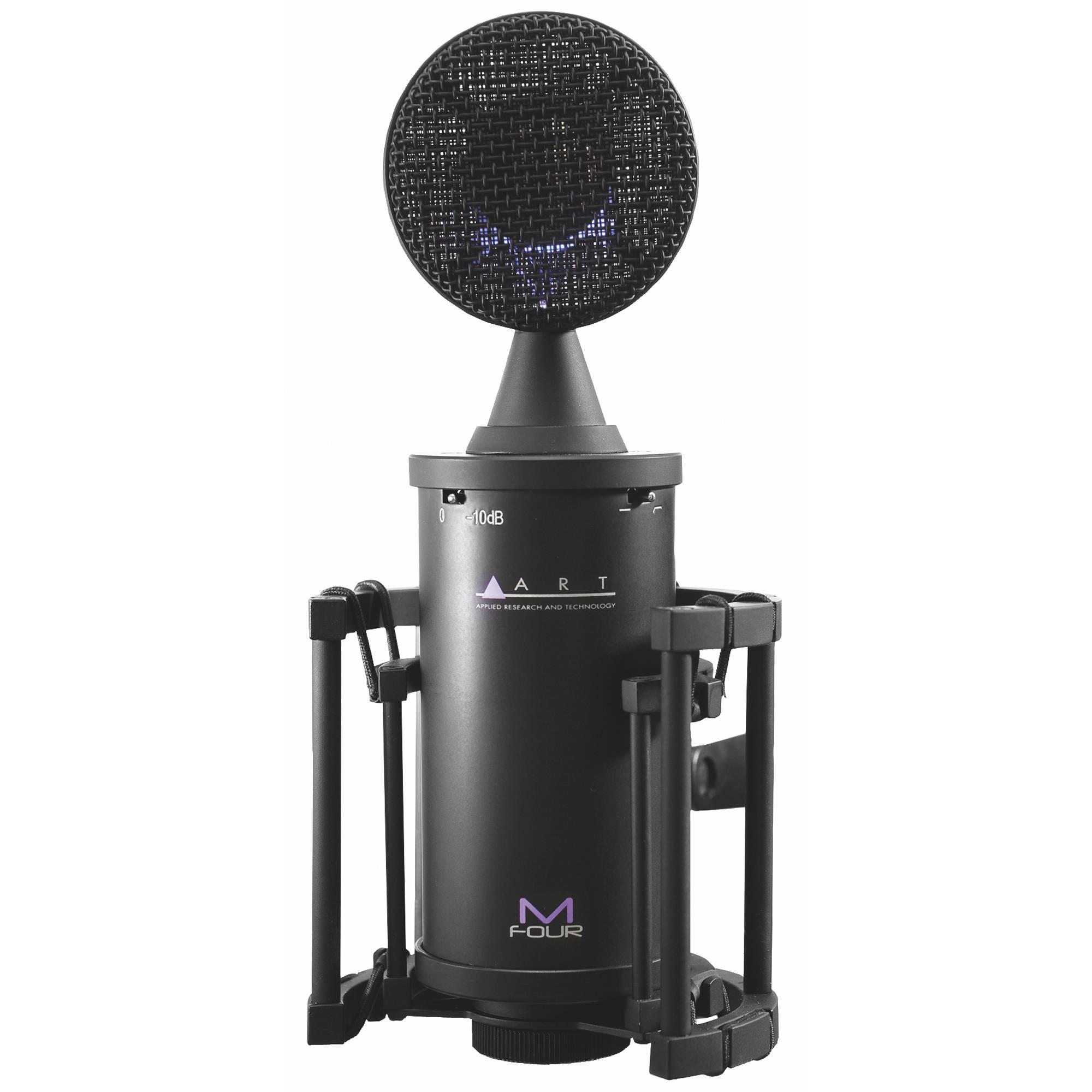 Art M-Four Condenser Microphone