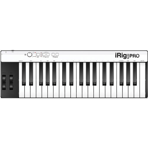 IK Multimedia iRig KEYS PRO 37-Key Controller for iOS