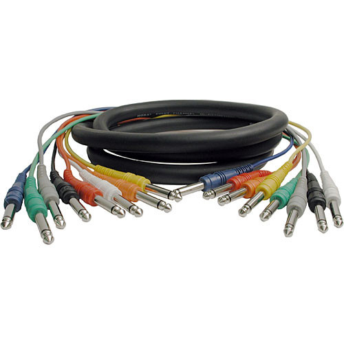 Hosa CPP-804 1/4'' Snake Cable 4m
