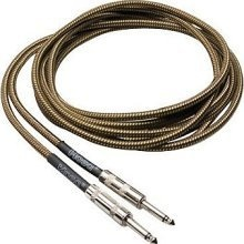 Hosa GTR-518 Tweed Guitar Cable 18ft