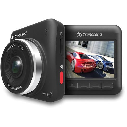 Transcend DrivePro 200 Dash Camera