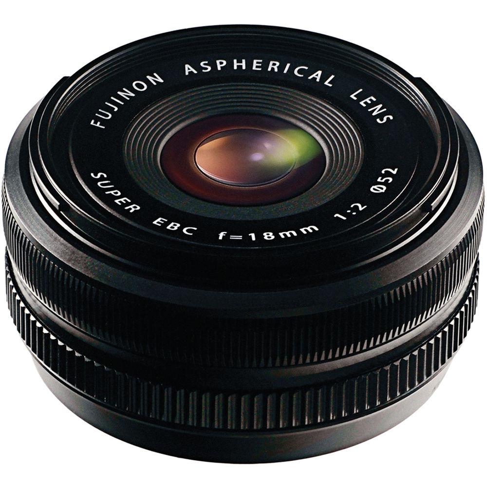 Fujifilm XF 18mm f/2.0 R Lens
