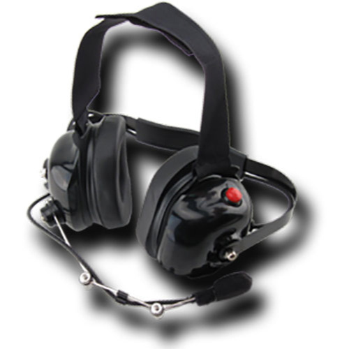 Titan Radio TR4DM Dual muff behind Head Headset for TR400