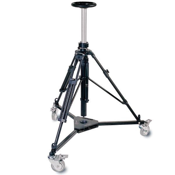 Sachtler 4191 Pedestal C I System (Flat Base) with Dolly 75